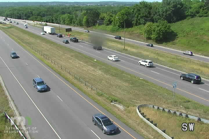 U.S.169 NB @ Old Shakopee Rd