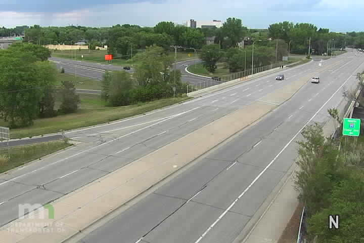 T.H.77 SB @ Old Shakopee Rd
