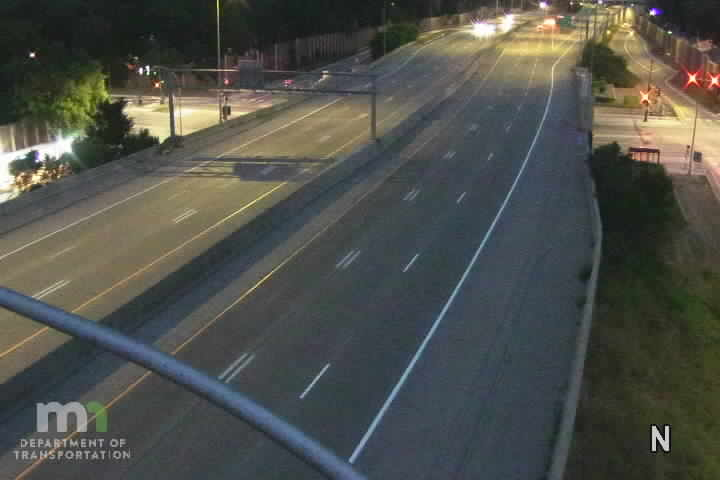 I-35W NB @ 66th St