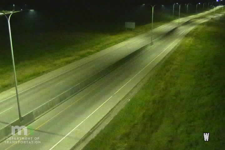T.H.610 WB E of I-94