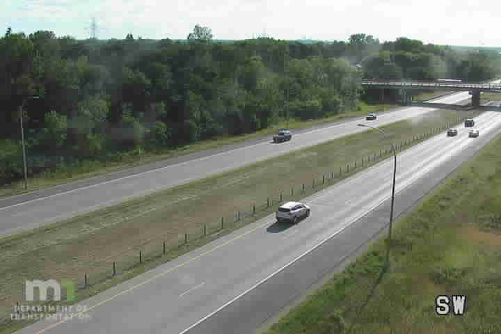I-694 WB @ McKnight Rd