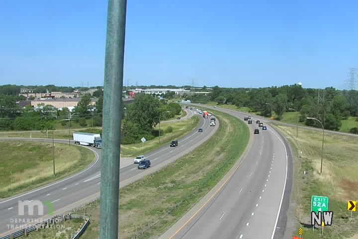 I-694 WB @ T.H.36