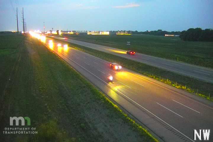 I-94 EB E of T.H.24 2 Miles