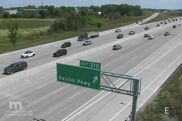 I-94 EB @ Brockton Ln