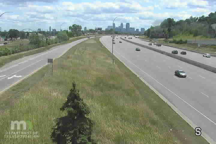 I-94 WB @ Dowling Ave