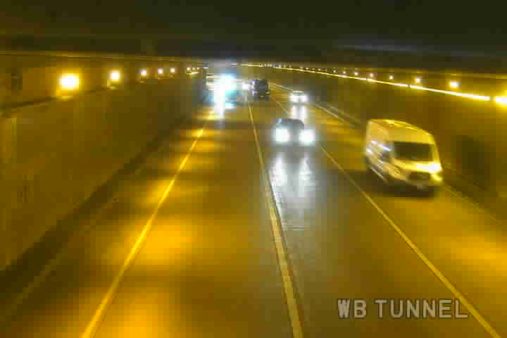 I-94 WB @ Tunnel West #3