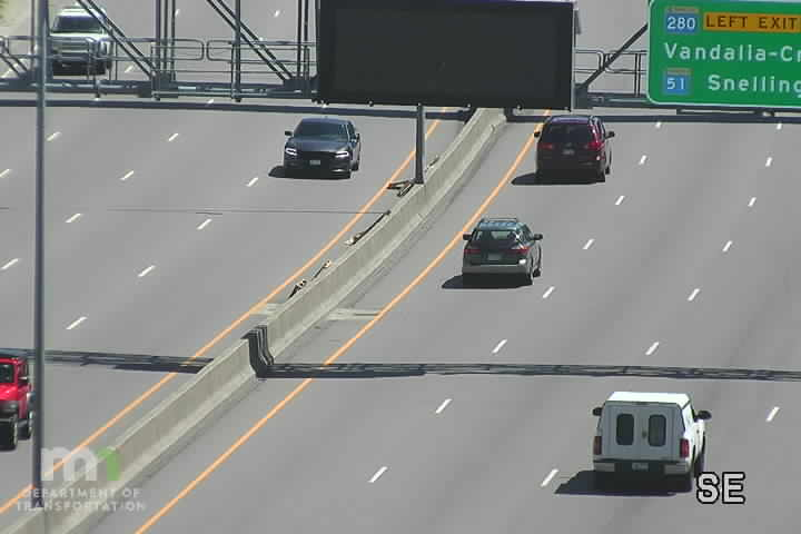 I-94 EB @ Franklin Ave