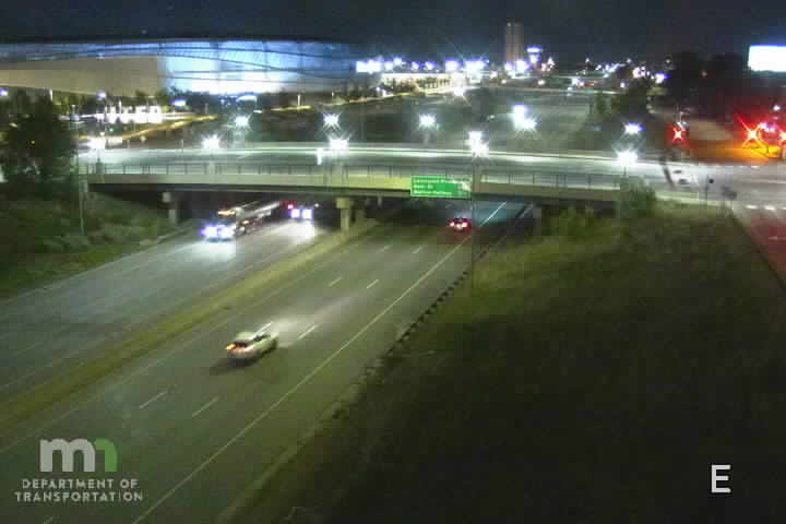 I-94 EB @ Snelling Ave