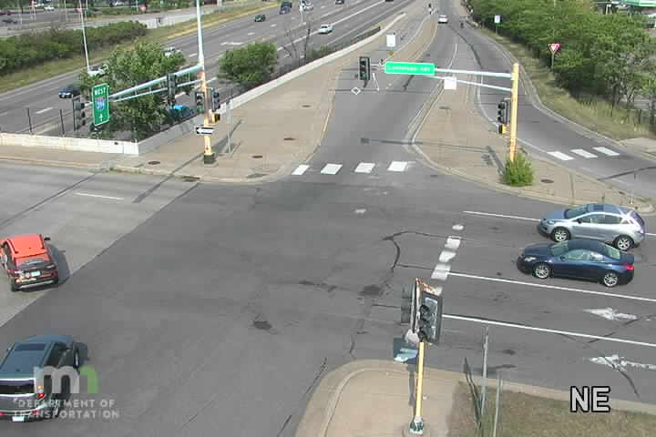 I-394 EB @ Louisiana Ave
