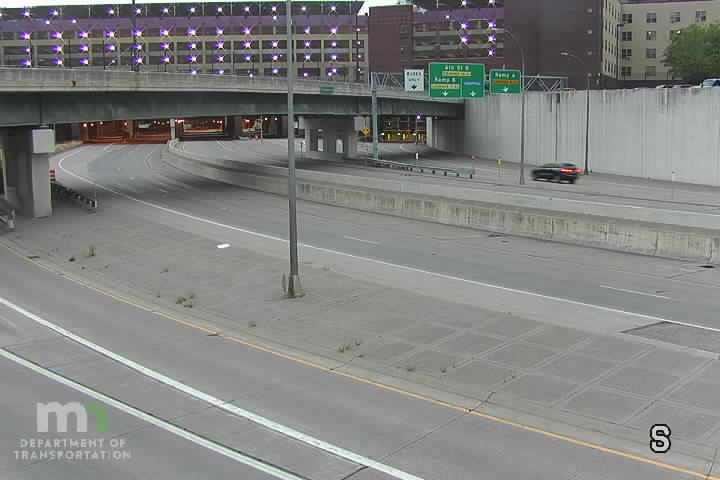 I-394 WB @ Glenwood Ave